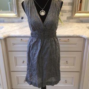 Max Studio Linen Dress